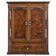 18th c. French Miniature Armoire