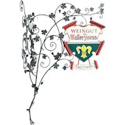 Large Wrought Iron Winery Sign