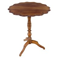 19th c. French Tilt-Top Table