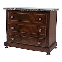 French Louis Philippe Miniature Commode