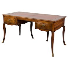 19th c. French Louis XV Style Desk