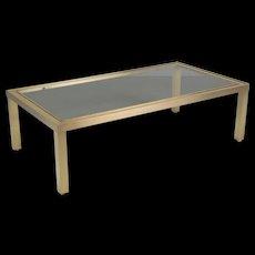 Mid Century Maison Jansen Style Table