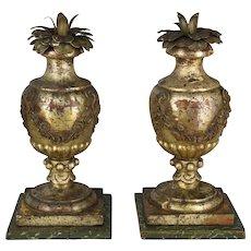 Pair of 19th c. Italian Candlesticks