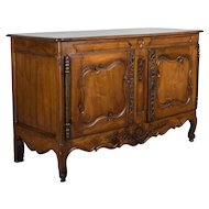 18th c. Louis XV Provencal Buffet