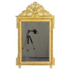 19th c. Louis XVI Style Bridal Mirror