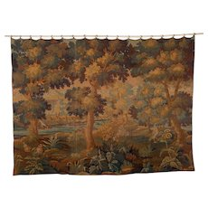 Large Belgian Tapestry