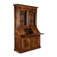 19th Century French Louis XV Style Secretaire