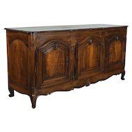 18th c. Louis XV Enfilade or Sideboard