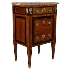 18th c. Louis XVI Petite Commode