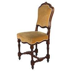 Set of Twelve 19th c. Italian Dining Chairs