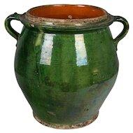 19th c. French Terracotta Pot