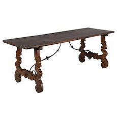 18th Century Spanish Baroque Table