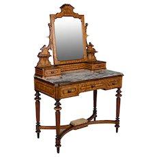 19th c. Italian Vanity by Zignago e Picasso