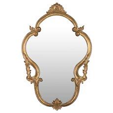 French Louis XV Style Mirror