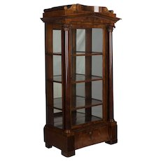 19th c. Biedermeier Vitrine