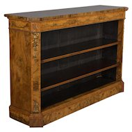 19th c. French Restauration Bookcase