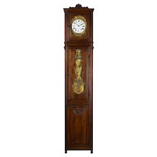 French Country Tall Case Clock