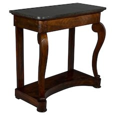19th Century French Louis-Philippe Console