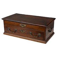 18th c. French Walnut Box