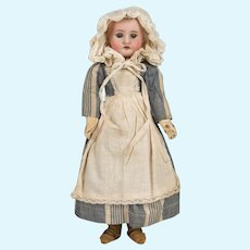 19th Century French Bisque Doll