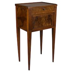 19th c. Louis XVI Style Side Table