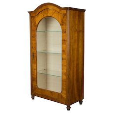19th Century Biedermeier Vitrine