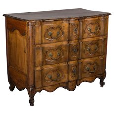 19th c. French Louis XV Style Commode