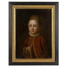 19th Century Dutch Portrait