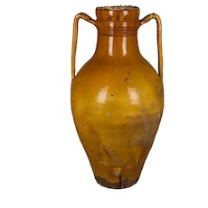 Large 19th c. Italian Terracotta Urn
