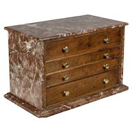 19th Century French Miniature Chest
