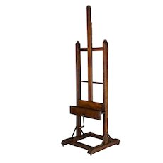 19th Century French Painter's Easel