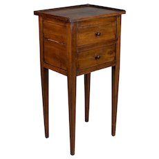 19th Century French Country Side Table