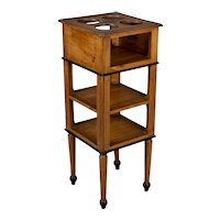 19th c. French Wine Stand