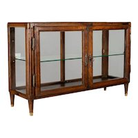 19th Century French Louis XVI Style Display Case
