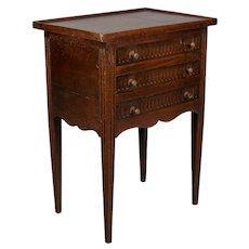 19th Century Louis XVI Style Side Table