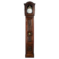 French Horloge de Parquet or Tall Case Clock