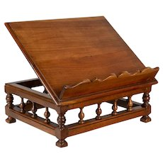 19th Century French Tabletop Easel or Book Stand