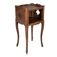 French Country Louis XV Style Side Table