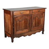Country French Louis XV Style Buffet or Sideboard