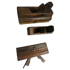 Set of # French Woodworking Planes