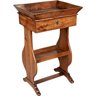 19th Century French Charles X Side Table