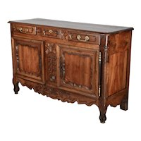 18th Century French Louis XV Style Provencal Buffet