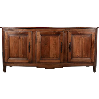 19th Century Louis XVI Style Enfilade or Sideboard