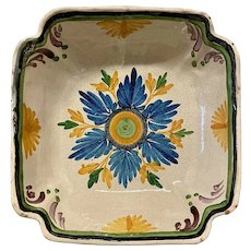 Early 19th c. French Faience Bowl