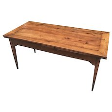 French Country Farm Table with double extension