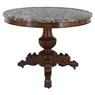 Napoleon III Gueridon or Center Table