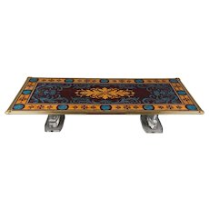Mid Century Coffee Table by Maison Romeo