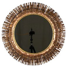 Curtis Jere Copper Eyelash Mirror