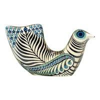 Mid Century Palatnik Op Art Lucite Bird
