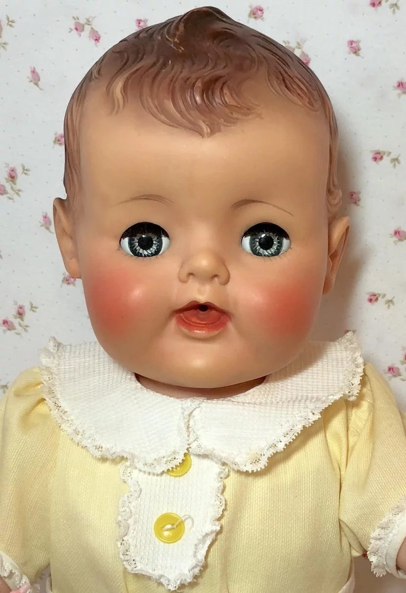 1953 Vintage 21 Quot Little Ricky Jr Doll By American